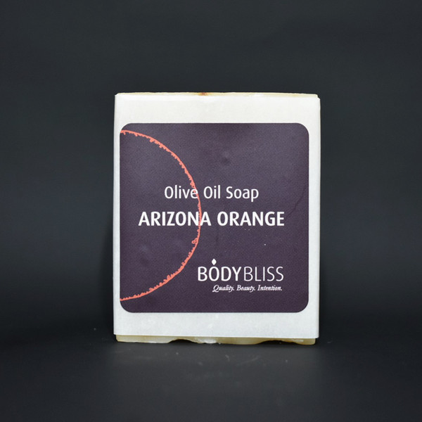 Arizona Orange Olive Oil Soap