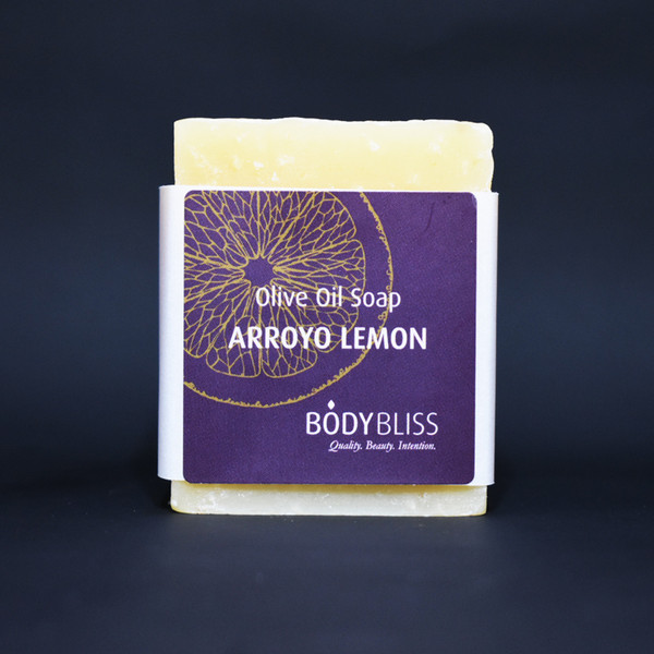 Arroyo Lemon Olive Oil Soap