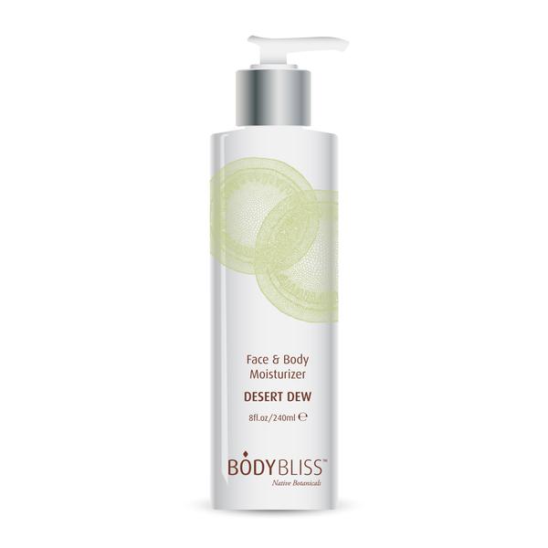 Desert Dew – Face and Body Moisturizer