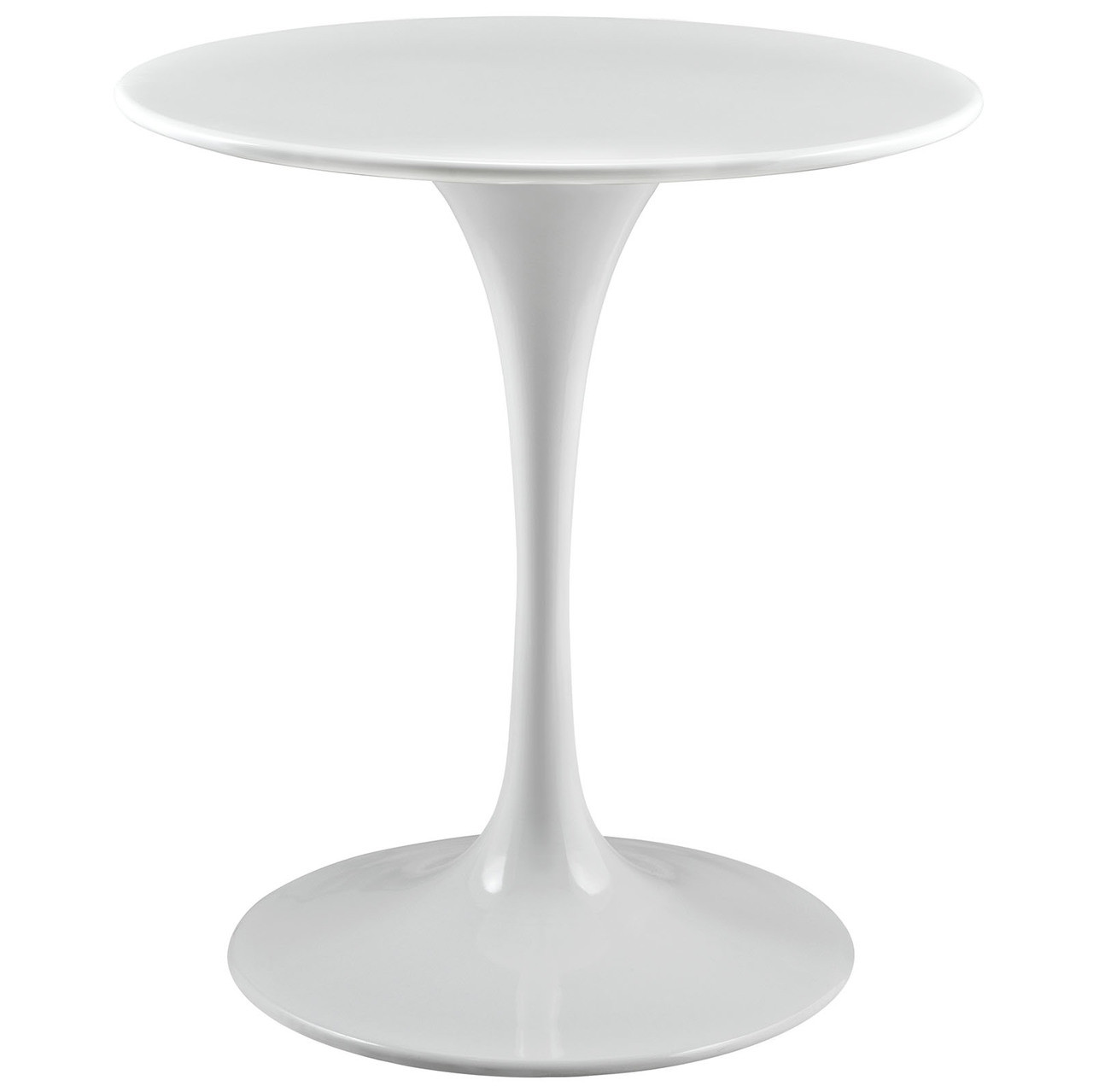 """Lippa 28"""" Round Wood Top Dining Table"""