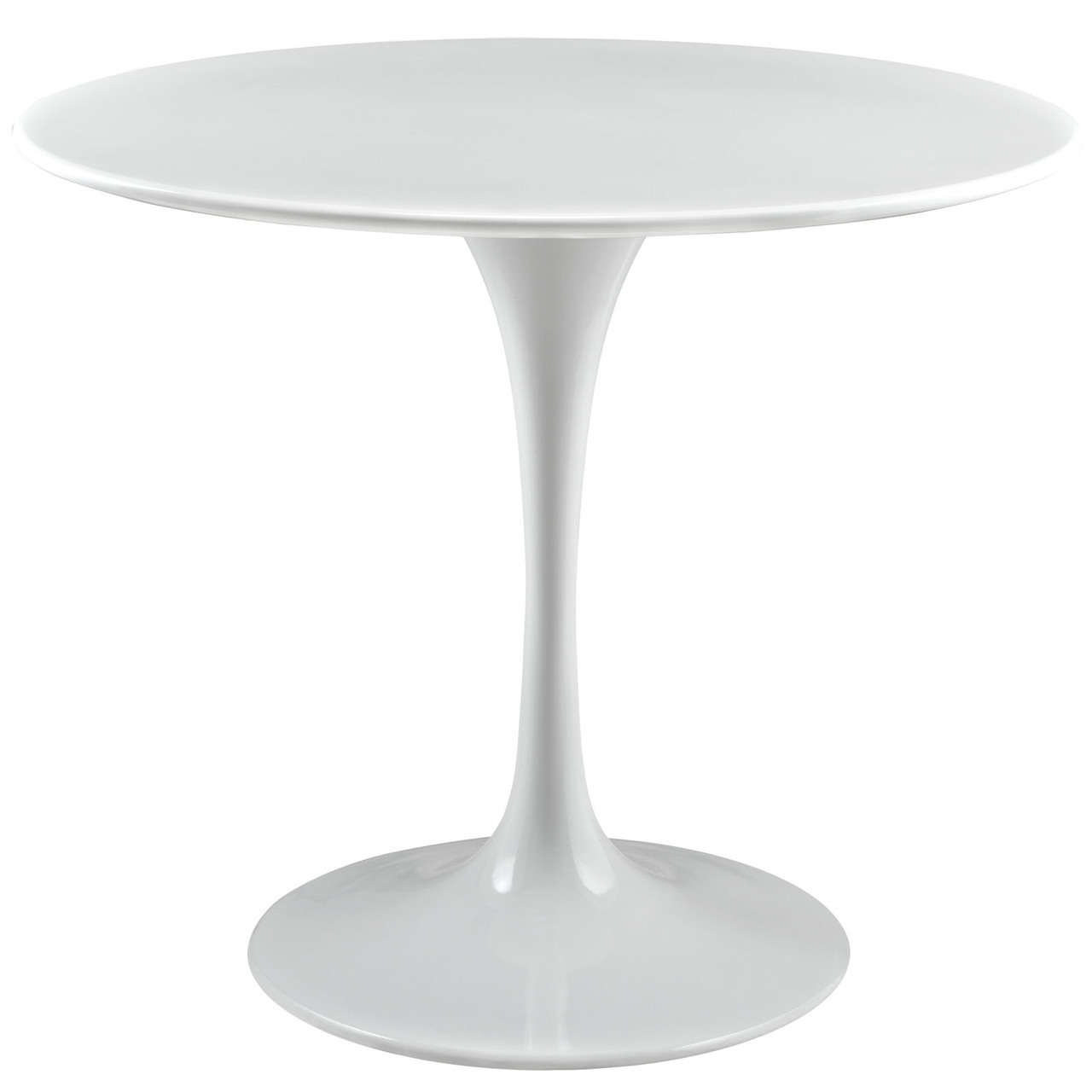 "Lippa 36"" Round Wood Top Dining Table"