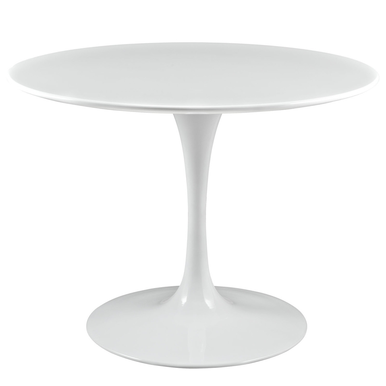 "Lippa 40"" Round Wood Top Dining Table"