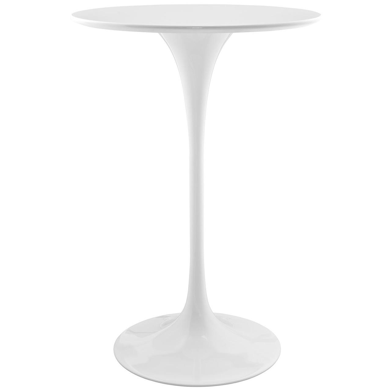 "Lippa 28"" Wood Bar Table"
