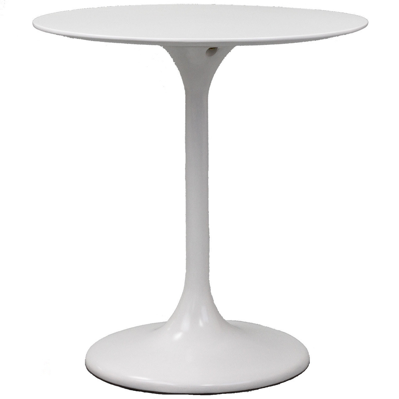 "Lippa 28"" Round Fiberglass Dining Table"