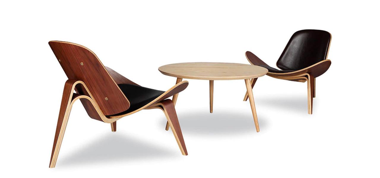 Hans J Wegner - Shell Chair