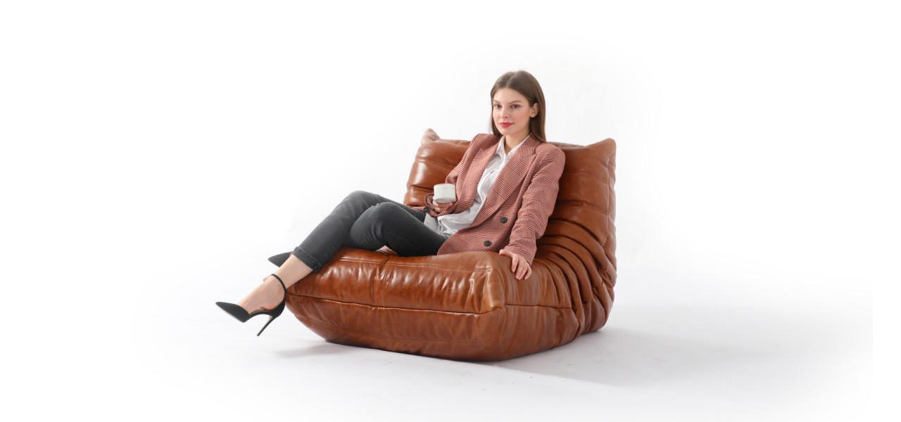 Ducaroy Fireside Chair Leather