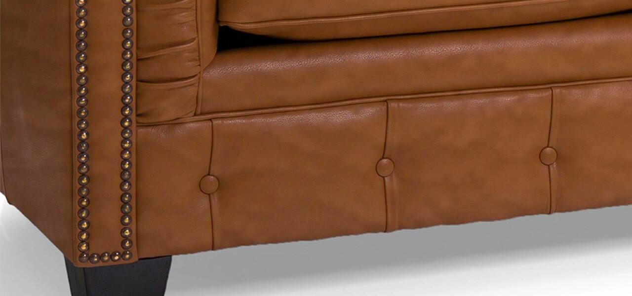 Chesterfield Sofa Three Seater