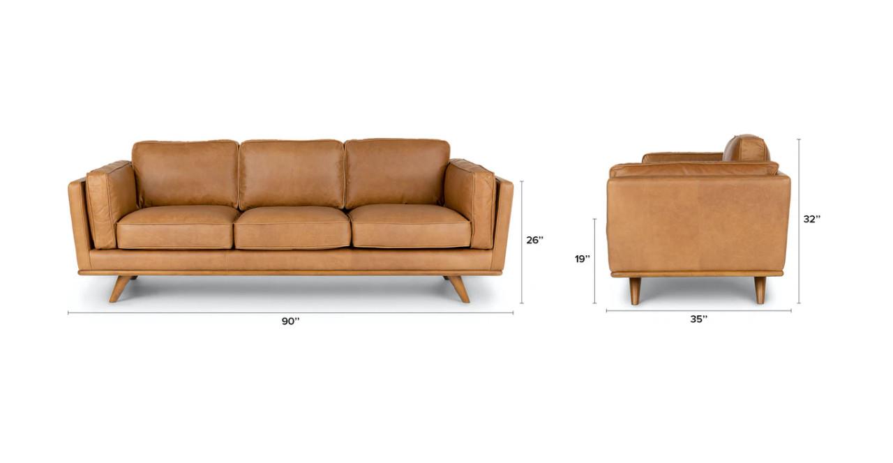 Timber Sofa