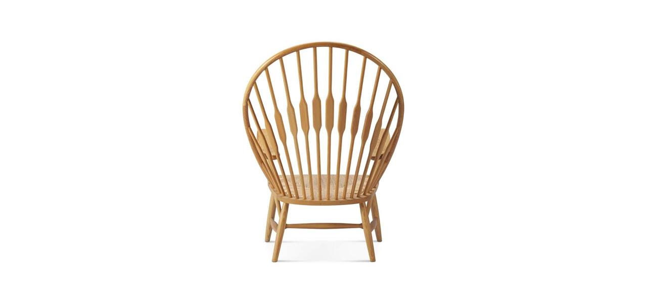 Wegner PP550 Peacock Chair