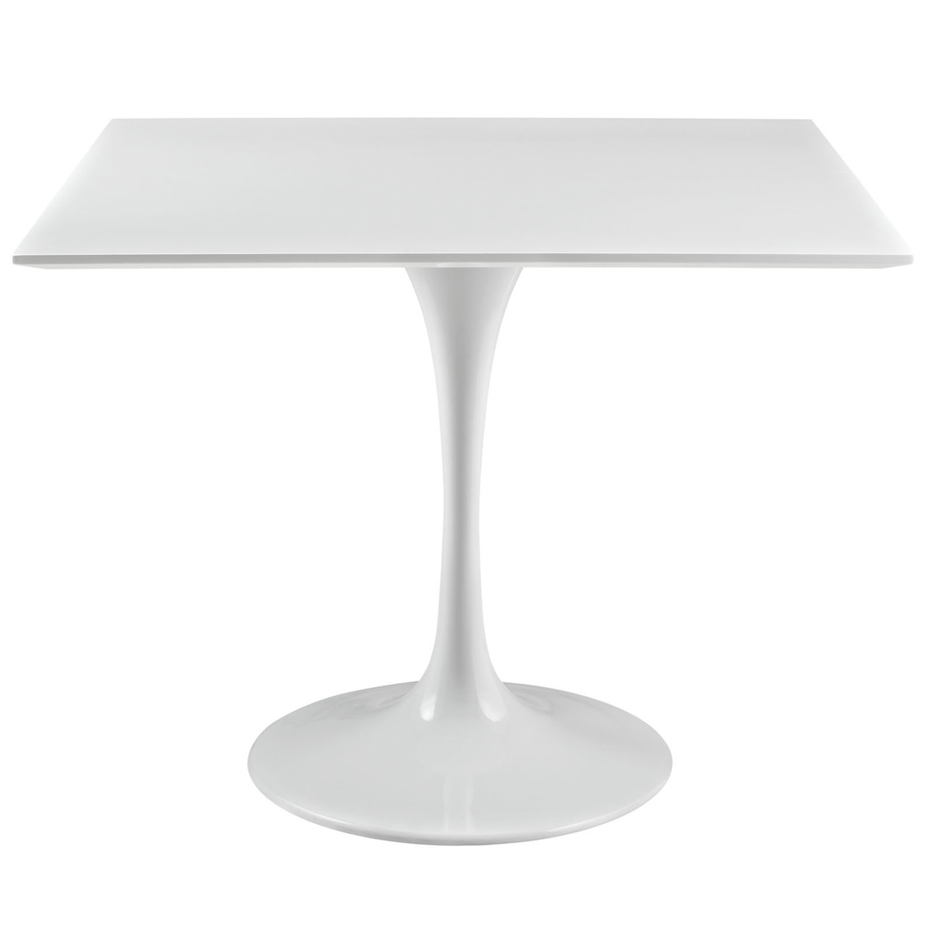 """Lippa 36"""" Square Wood Top Dining Table"""