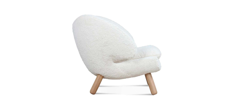 Finn Juhl Pelican Chair Cashmere