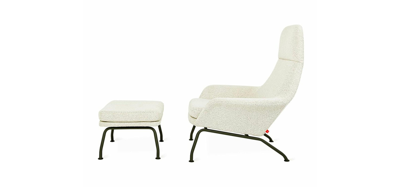 Tallinn Chair & Ottoman
