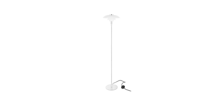 PH 3 12-2 12 glass Floor Lamp