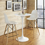 "Lippa 28"" Wood Bar Table"