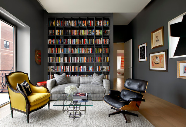 3 Ways to Mid-centurize Your Apartment by Manhattan Home Design