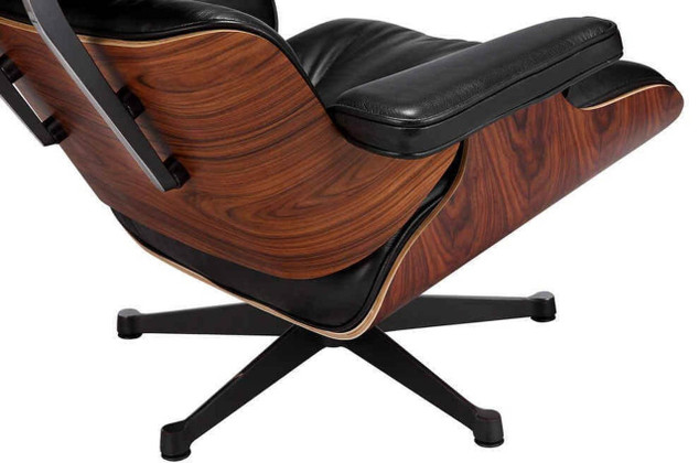 The Eames Lounge Chair Is Your Greatest Ally While You Stay Home