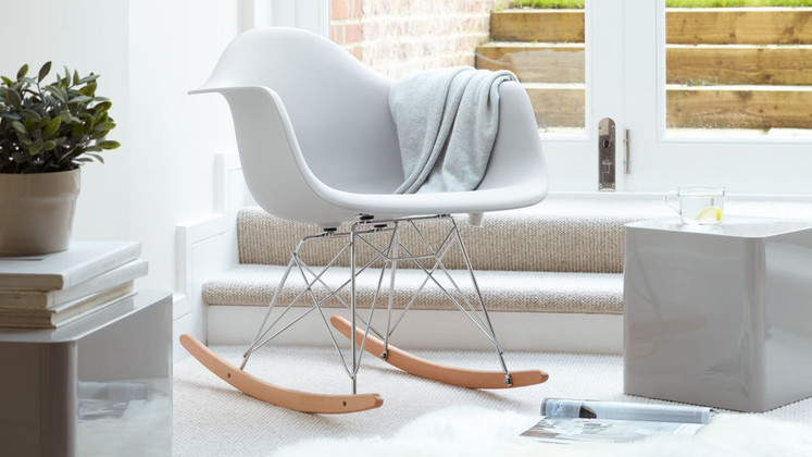 4 Facts You Can Learn about the Eames Rocking Armchair