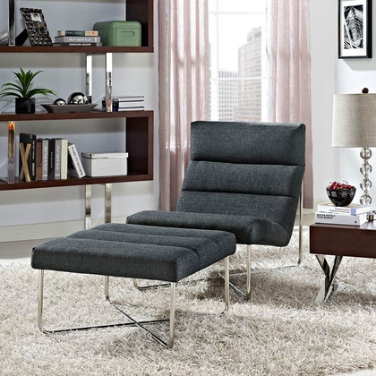 Manhattan Home Design's 5 best Lounge chairs (with ottomans) for 2019