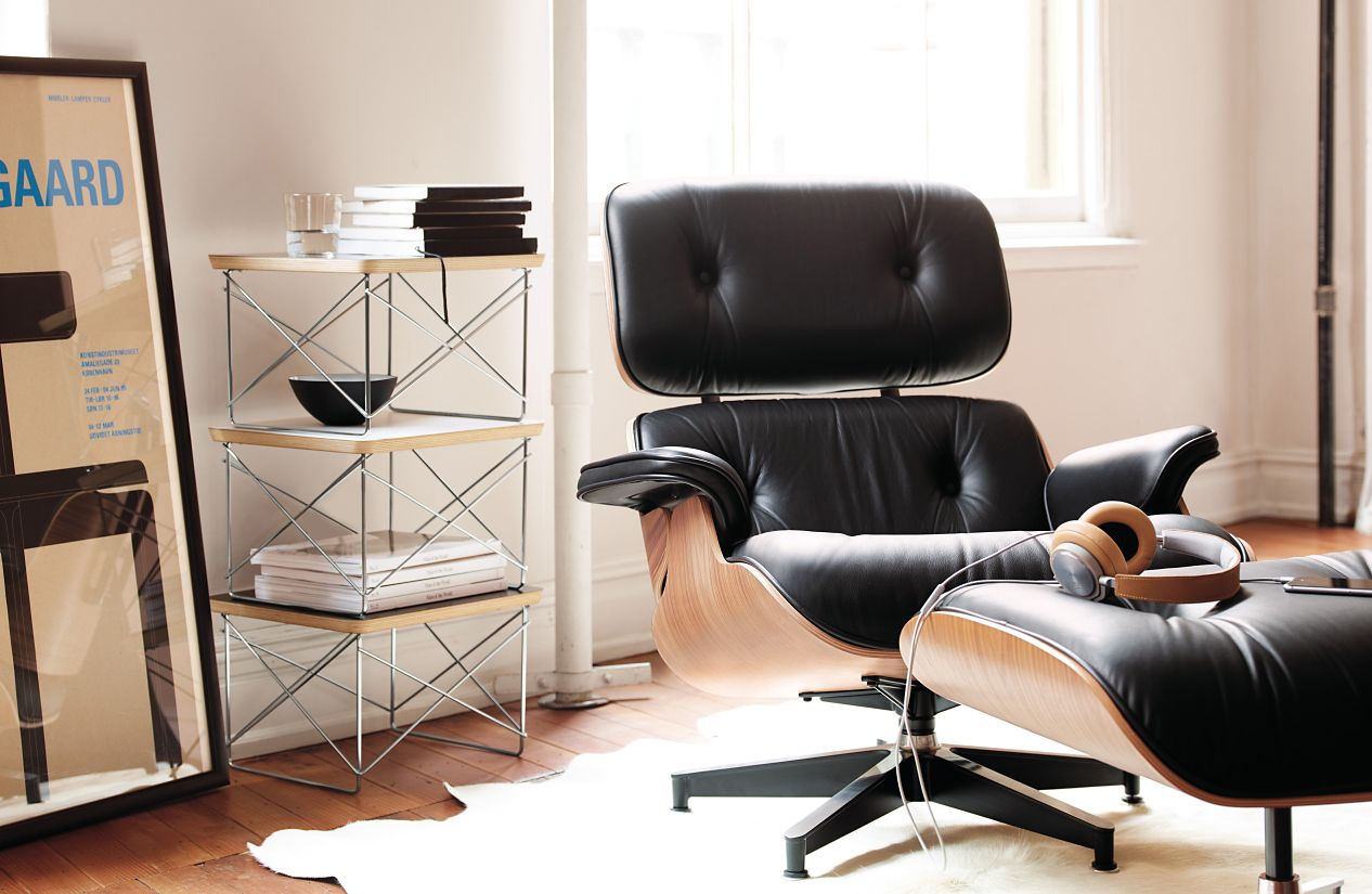 Eames Lounge Chair Living Room eames lounge chair replica is becoming more popular, and