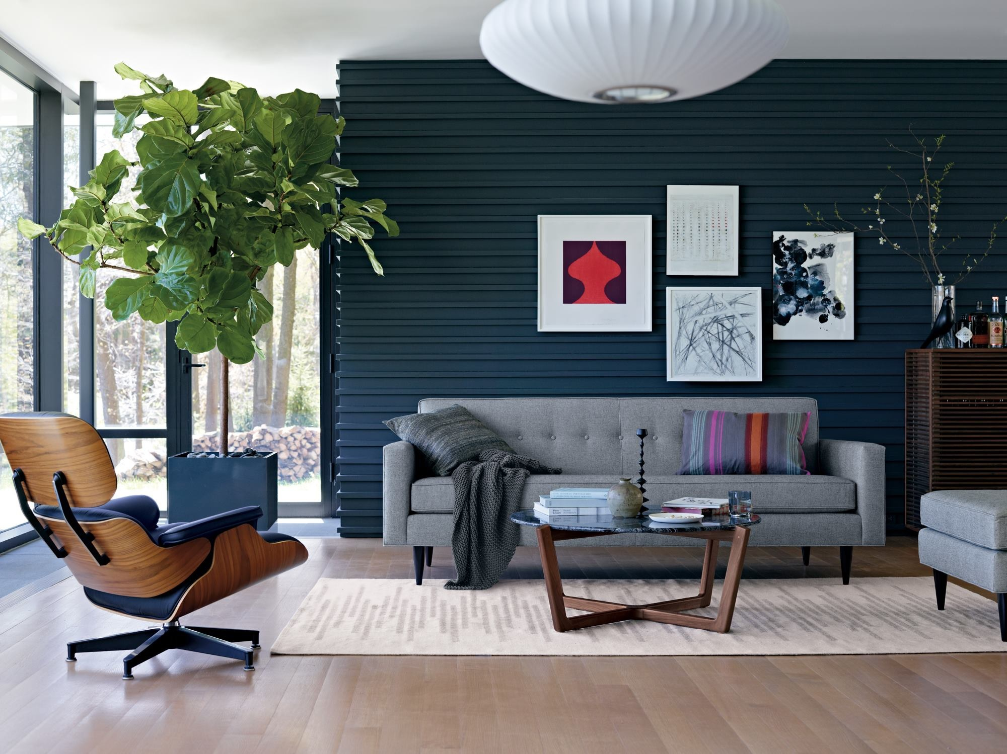 Eames Lounge Chair Living Room meet manhattan home design the company that is making the