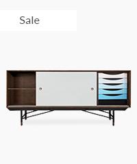 Finn Juhl 1955 Sideboard - 6 Shelves