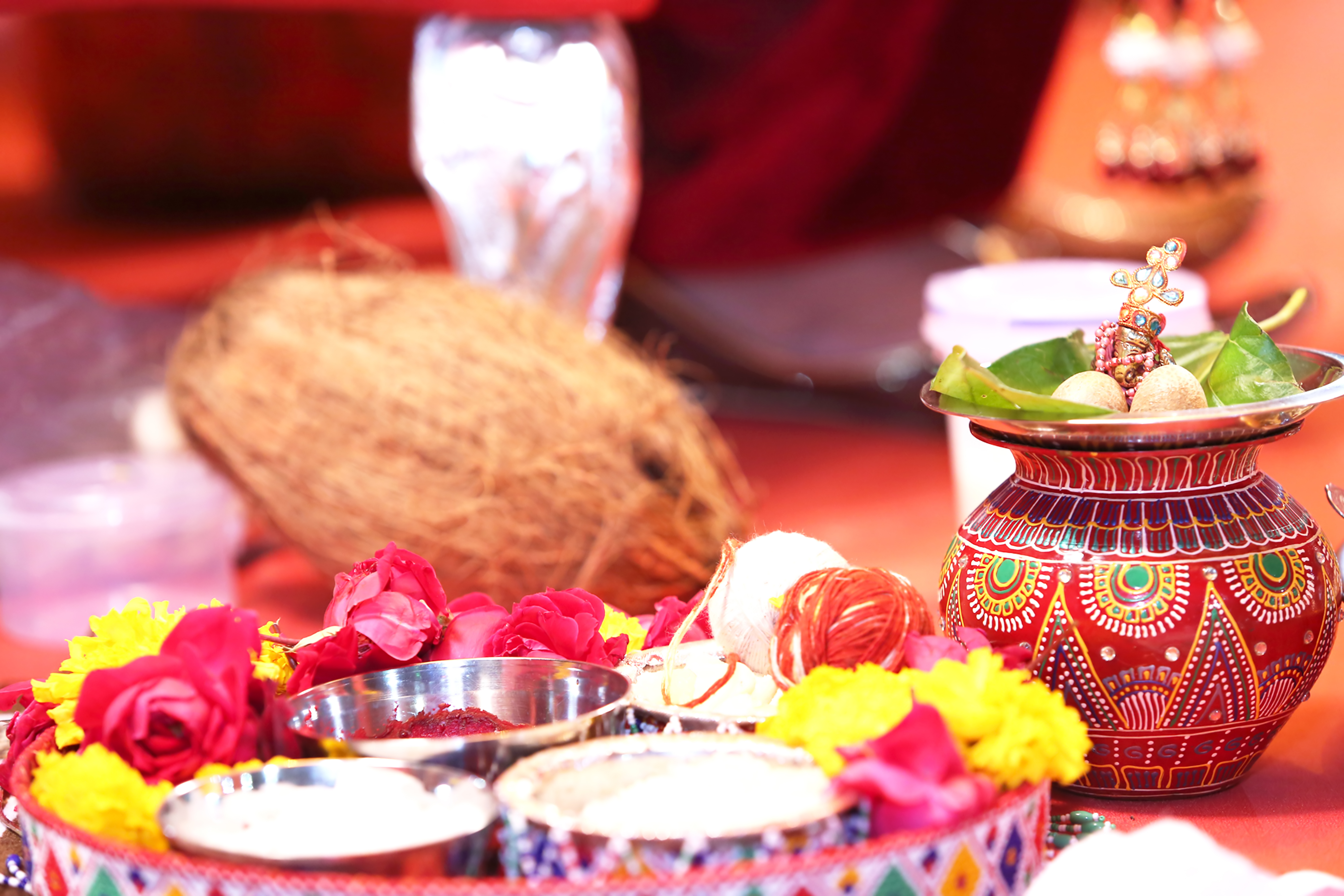 All Puja items