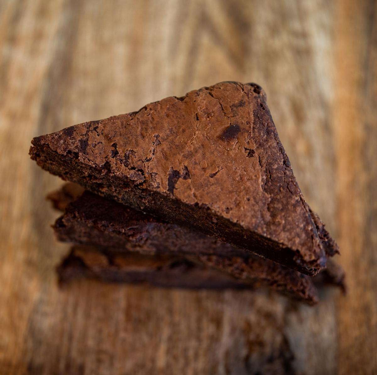 Truffle Brownie