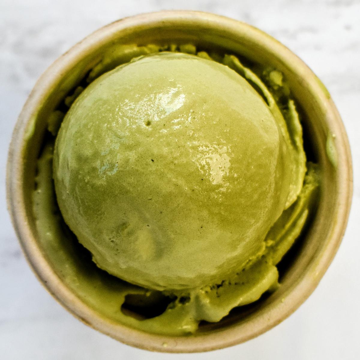 matcha coconut (plant-based/vegan)