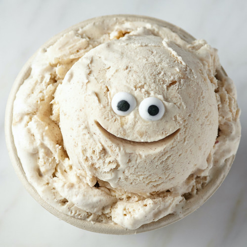 Tin Pot Creamery - Snickerdoodle Cookie Ice Cream