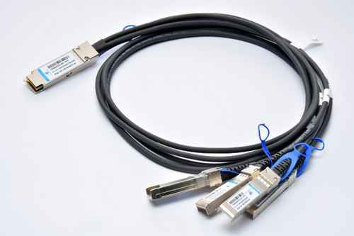 200G to 2X100G QSFP56 BREAKOUT DAC CABLE