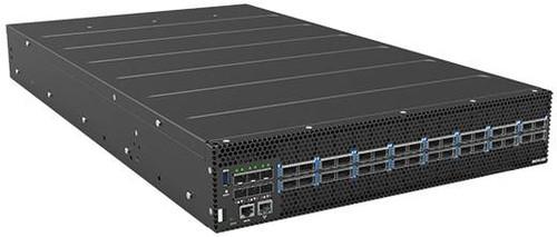 32 x 400G QSFP-DD Switch Baremetal Switch with programmable Broadcom Trident 4
