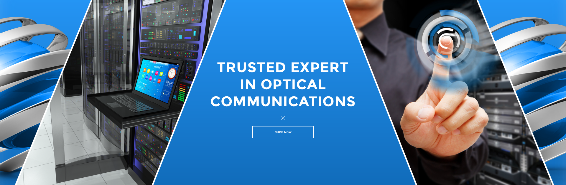 Trusted Expert in Optical Communications