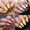 Gold Chrome Mirror Pigment Powder