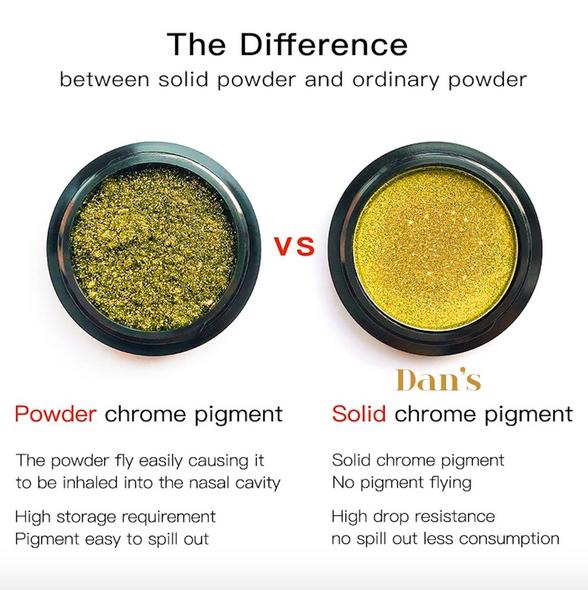 Platinum Chrome Powder, Shop Amazing Nail Art Accessories