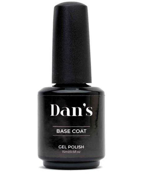 Dan's Gel Polish Base Coat | Shop Dan's Nails Now