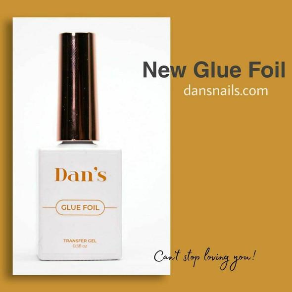 Dans Nails Foil Transfer Gel