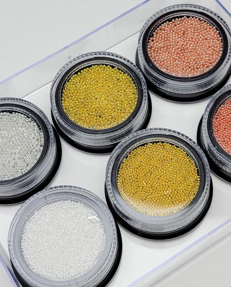 Caviar Beads (1.0mm, 2.0mm)