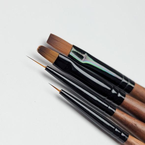 The Four Kings (Nail Art Brush Kit)