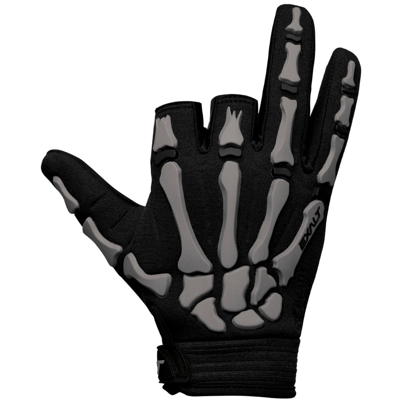 Exalt Death Grip Gloves Grey