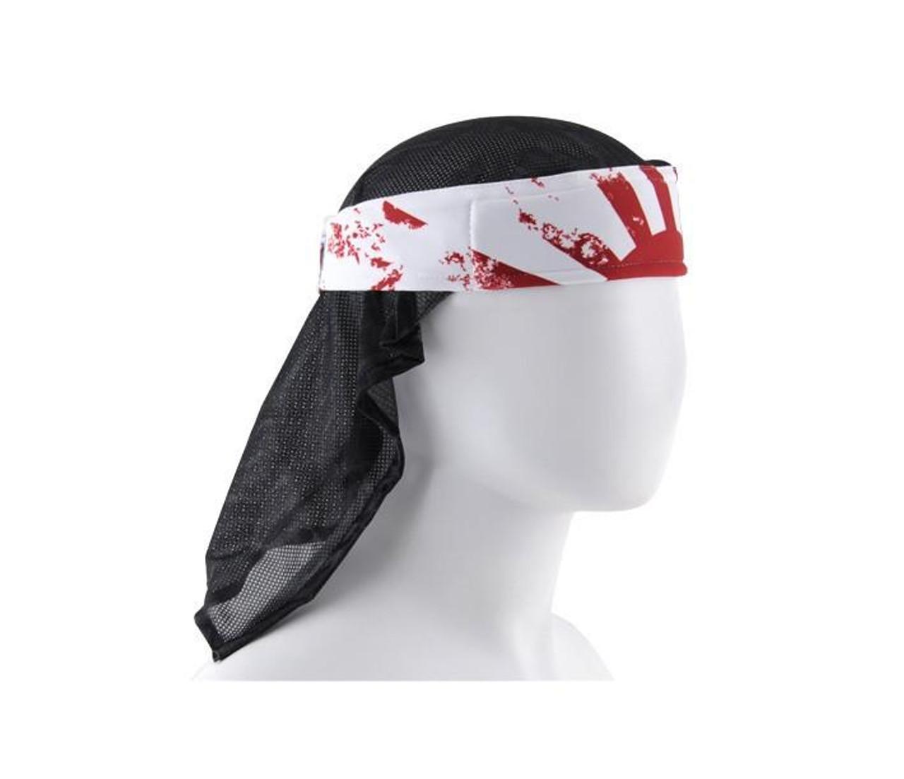 HK Army Headband Wrap Rising Sun