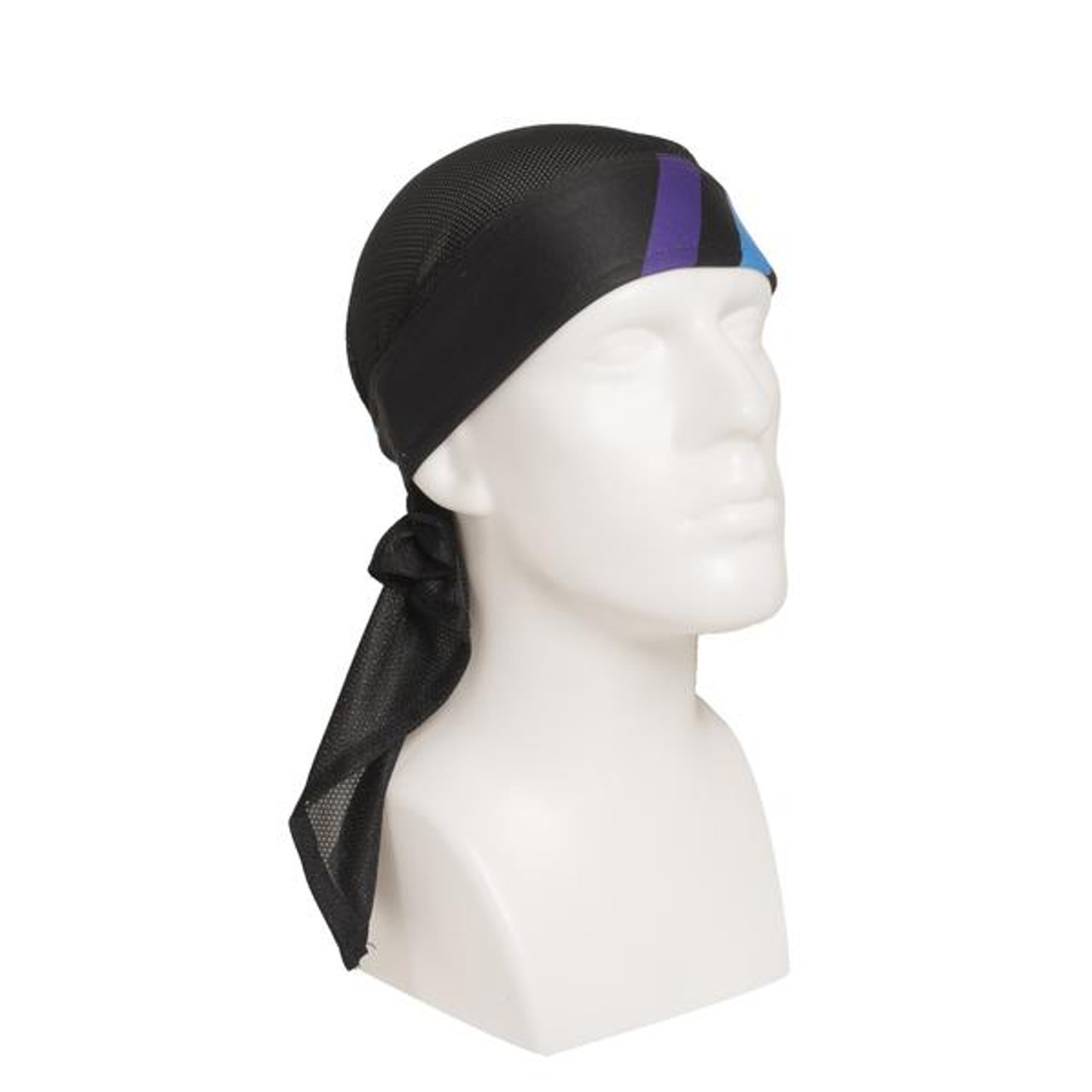 HK Army Headband Wrap Dart Purple