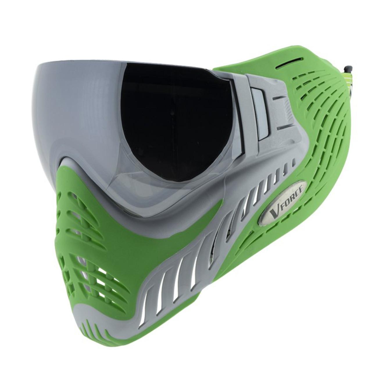 VForce Profiler Mask - LE - Spearmint - Silver/Lime