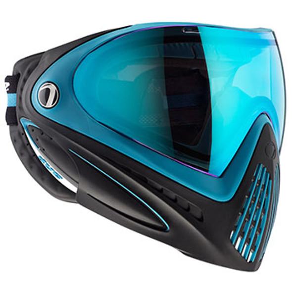 Dye i4 Paintball Mask Thermal Powder Blue