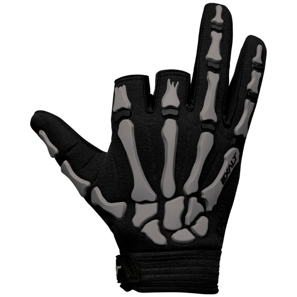 Exalt Death Grip Gloves Grey