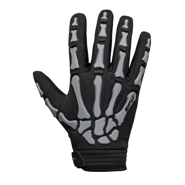 Exalt Death Grip Gloves Grey / Full Finger