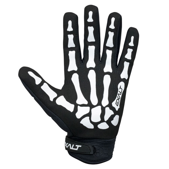 Exalt Death Grip Gloves White / Full Finger