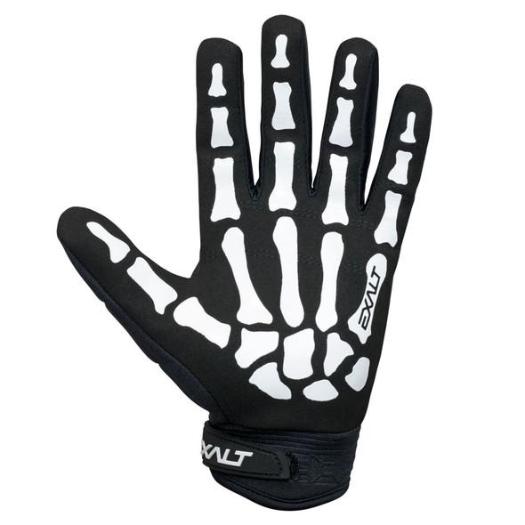 Exalt Death Grip Gloves White / Full Finger
