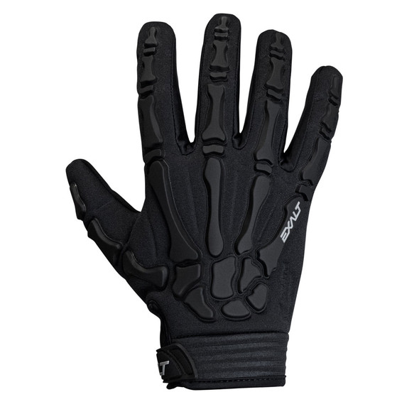 Exalt Death Grip Gloves Black / Full Finger