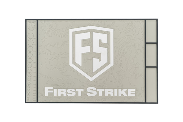 First Strike Tech Mat / Grey