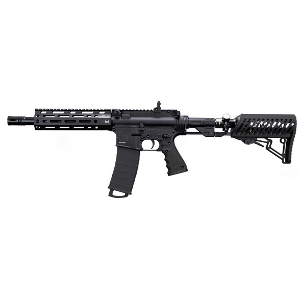 Tippmann TMC Elite MLOK Black with Air-Thru Stock